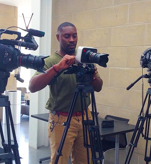 Zeke Garver Videographer